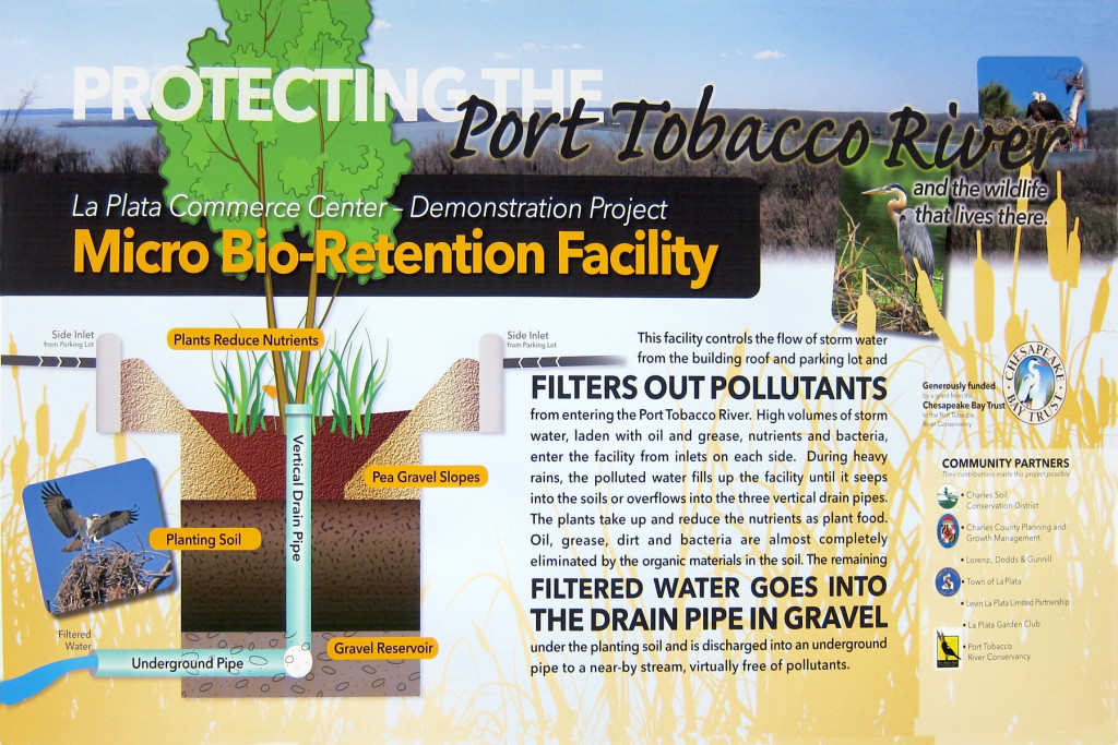 Bioretention Facility Poster