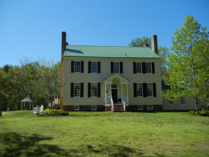 Historic Ellerslie house