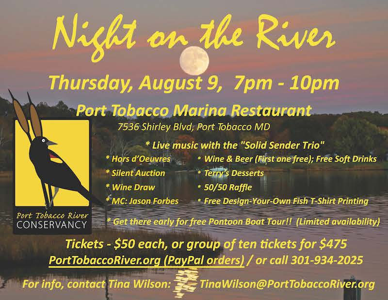 Night on the River Flyer