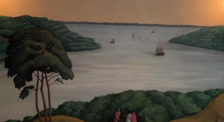 PT River painting